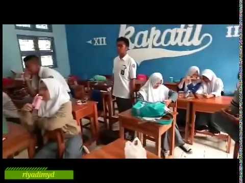 MANNEQUIN CHALLENGE In The School Part 2 - di sekolah Indonesia #mannequinchallenge