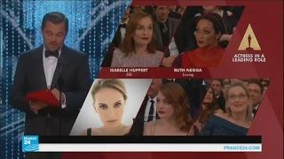 """مونلايت يحصد جائزة أفضل فيلم لـ2017 بعد إعلان """"لالا لاند"""" عن طريق الخطأ"""