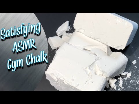 Xxx Mp4 Satisfying ASMR Crunchy Hand Crumbled Gym Chalk Relaxing 3gp Sex