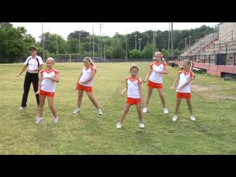 ACYA Cheer 01 Color Shout