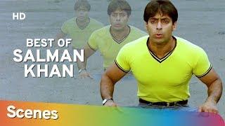 Salman Khan scenes from 90