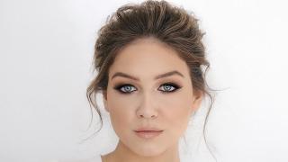 The Perfect Smokey Bridal Makeup