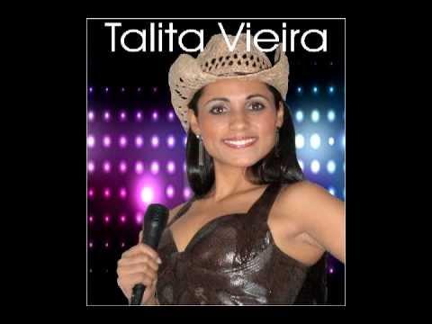 Talita Vieira Bateu e ficou cantora de pop sertanejo