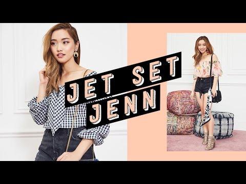 Jet Set Jenn | Festival Beauty Kit + Lookbook