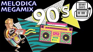 Human Jukebox 90's Megamix Melodica