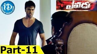 Yevadu Full Movie Part 11 || Ram Charan, Allu Arjun, Kajal Aggarwal, Shruti Haasan || Dil Raju