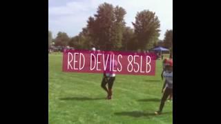Red Devils 85lb 8-27-2016