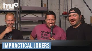 Impractical Jokers - Joe's Crack Comes Out | truTV