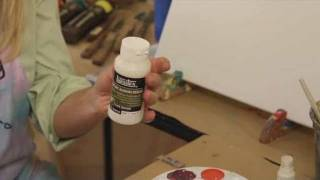 How to Keep Paint from Drying Too Fast | Acrylic Painting