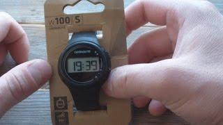 Geonaute W100S Хорошие часы для активного отдыха в соотношении цена/качество