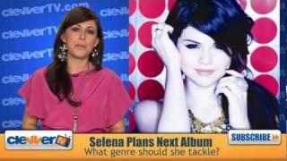 Selena Gomez Preps Second Album