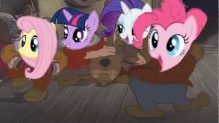 Special 800th Video: Filly Song (MLP + Snow White and the Seven Dwarfs)