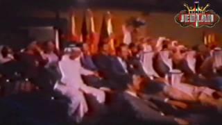 زيارة ملك أسبانيا لمبنى التلفزيون الكويتي سنة 1980