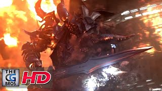 """CGI & VFX Breakdown: """"FX and Simulation Reel"""" - by Image Engine"""