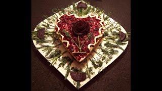 سلات قلب سالاد Салат  Salads سلات قلب به طریقه شیما رسا تقدیم به همه عزیزان بیننده❤