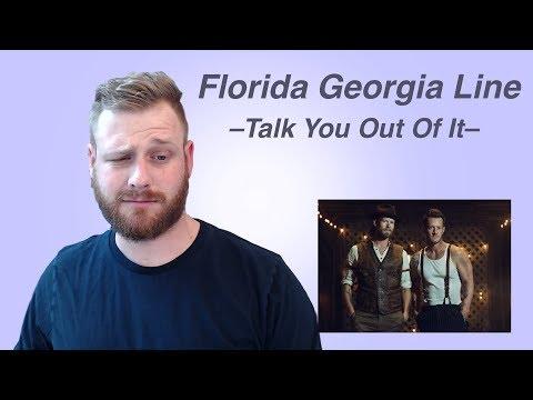 Florida Georgia Line - Talk You Out Of It | Reaction