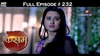Kasam - 24th January 2017 - कसम - Full Episode (HD)
