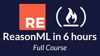 ReasonML Programming - Full Course for Beginners