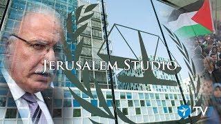 The use of international mechanisms in the Israeli-Palestinian conflict - Jerusalem Studio 337