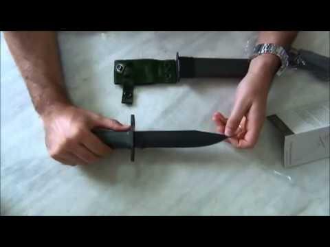 Venda de facas militares