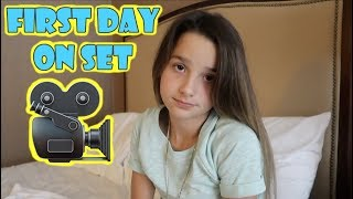 First Day on Set 🎥 (WK 342) | Bratayley