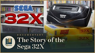 SEGA 32X   Gaming Historian