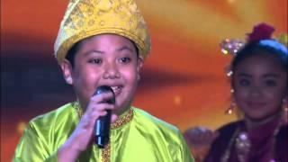 Ceria Popstar 2016: Konsert 3 - Hazmil 'Pantun Budi'