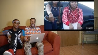 REACTING TO GIRLFRIENDS DISS TRACK! TAYLOR GIRLZ - Ion Mess With You (Prod. By QUIK V) REACTION !🔥