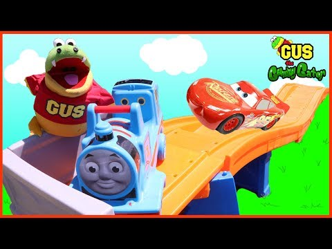 Cars 3 Step2 Roller Coaster Hot Wheels Extreme Thrill Coaster Ride On Cars Toys for Kids