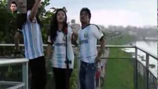 Messi Bangla Song By Masum, Sajal, Zakiya Sultana Kornia HD Video Song 720p HD Low