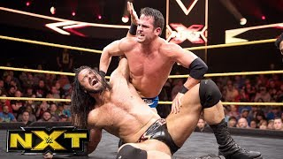Drew McIntyre vs. Roderick Strong: WWE NXT, Aug. 16, 2017