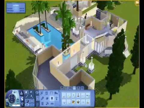 Sims 3 The Peristyler Villa