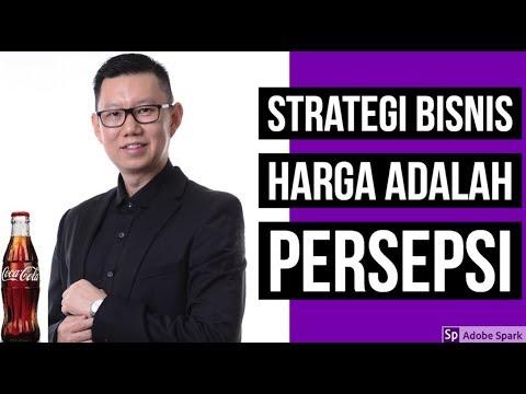 Strategi Bisnis - Harga adalah Persepsi