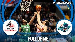 BK Pardubice (CZE) v Pau-Lacq-Orthez (FRA) - Full Game - FIBA Europe Cup 2016/17