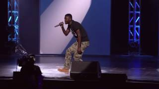 B Flow represents Africa in Hollwood & mesmerizes Dolby Theatre, home of the Oscars