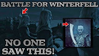 The Night King is NOT that dumb | The Battle for Winterfell | Game of Thrones Season 8