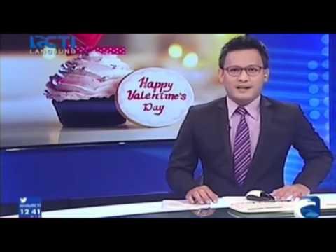 Valentine ala Stefan William dan Natasha Wilona