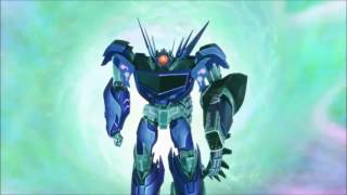 Transformers Prime Beast Hunters Scattered 02 Parte 1/5 Audio latino