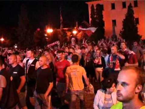 Powitanie Lata Rynek Raszków 2012 Euro 2012 Mecz Polska Czechy