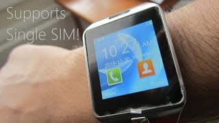 DZ09: Better Than The U8 Smartwatch?! (Review)