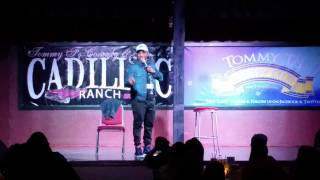 Hilarious Comedian Tony Roberts LIVE @Tommy T's in Sac!!