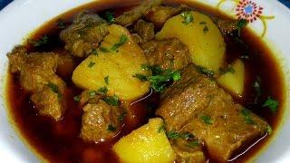 Aaloo Gosht | Recipe | BY FOOD JUNCTION