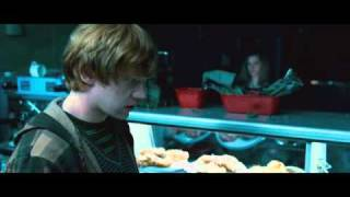 Harry Potter and the Deathly Hallows - Part 1: Cafe Attack Scene