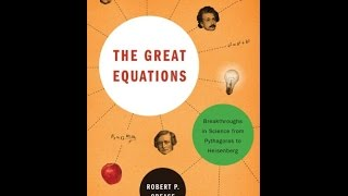 ['PDF'] The Great Equations: Breakthroughs in Science from Pythagoras to Heisenberg [DOWNLOAD]