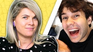 Irish People Watch David Dobrik For The First Time