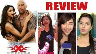 xXx: Return Of Xander Cage Movie REVIEW - First Day First Show - Vin Diesel,Deepika Padukone