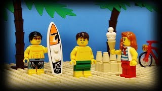 Lego Beach Party