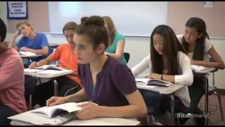 American teenage girls never kiss school's bathroom mirrors