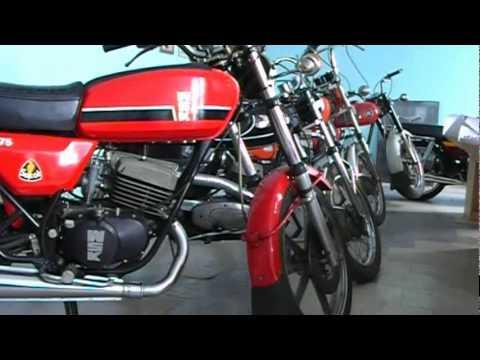 Muzeum Motocykli w Swidniku.wmv