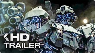 TRANSFORMERS 5: The Last Knight International Trailer (2017)
